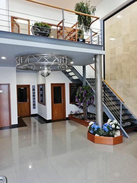 COVISE - Hall de entrada / Recepção