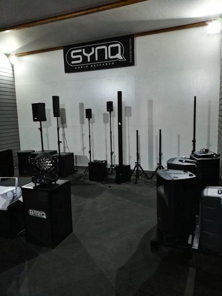 COVISE - Sala SYNQ