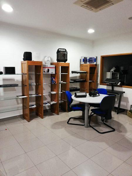COVISE - Sala de reuniões